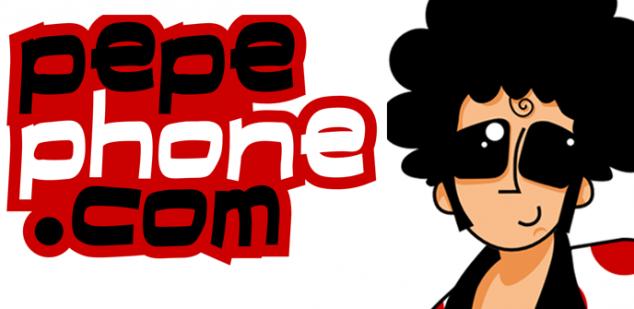 Logo pepephone